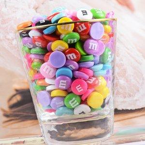 i9Sfo boîte de papeterie pour téléphone mobile crème Résine chocolat diy Papeterie Accessoires Boîte diy accessoires en résine de chocolat de grains de sucre fun