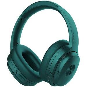 كوين SE7 [ترقية] الضوضاء نشطة الغاء سماعات بلوتوث سماعات الرأس اللاسلكية مع ANC الأذن وعلى مدى 30 ساعة اللعب