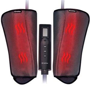 Elétrica Air Compression Leg Massager Calf Promover a circulação sanguínea aliviar a dor do pé Fadiga Massagem Terapêutica Máquina
