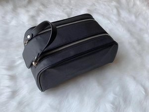 26CM High-end quality men flowing toilet bag fashion women wash bag large capacity cosmetic bags makeup toiletry bag Pouch