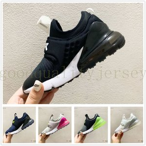 nike air max airmax 270 2020 bebek Çocuk ayakkabı tasarımcısı Çocuk 270 Boy Kız Schuhe 270S eğitmenler boyutu 22-35 için koşu ayakkabıları Bebek Sport Sneakers