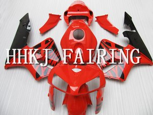 ABS Plastis Motosiklet Kaporta Fairing Kiti Fit For CBR600RR 2005 2006 CBR600 F5 Enjeksiyon Moto Hull motorlu Fairing HHC076