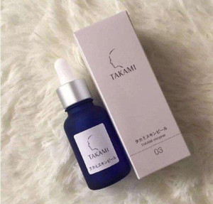 2020 고품질 JAPAN 타카미 피부는 모공 30ML 무료 배송을 조여 피부 딥 클렌징을 일어나 껍질