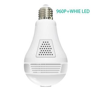 960P 1080P 360 Security WiFi Camera Lampada Camera Panoramica Bulb IP CCTV Video Survediillance Fisheye HD Night Vision Two Way Audio