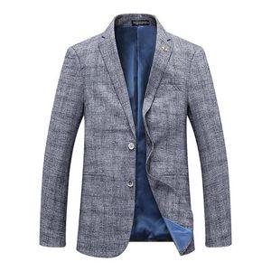 QTT429053 New Mens designer Men Clothing Luxury Designer Mens Blazer Stylish Fancy Brand Males button Slim Suits Blazers
