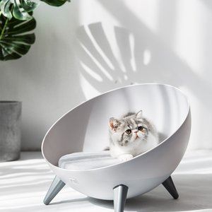 Hemispherical High-Elastic Sponge Cat Dog Litter Four Seasons Cat House Kitty Villa Bed Summer New Enclosed Pet Supplies