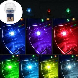 Mini USB Colorful Atmosphere Light Car USB Party Light DJ LED RGB Interior Lamp Club Disco Magic Stage Effect Portable Lights