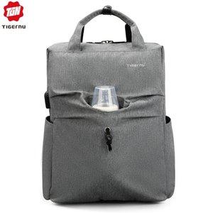 Tigernu Mommy Diaper Bags Baby Nappy Bags Designer Nursing Bag Fashion Travel Women Small Backpacks Baby Care Bebek Bag For Mom