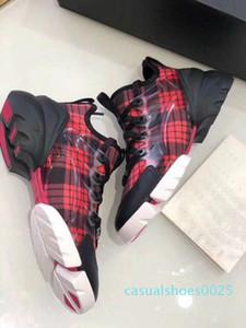 2019 Designer de Luxo Homem Mulheres s Popular sapatos de plataforma Plataforma Sneakers Vintage Trainers Causual Shoes Dad Ligação sapatilha 36-45 c25