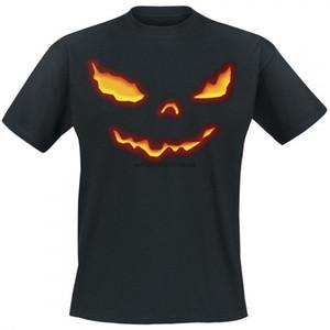 Helloween T Shirt T Haloween Costume Maschera partito della decorazione maschere spaventose