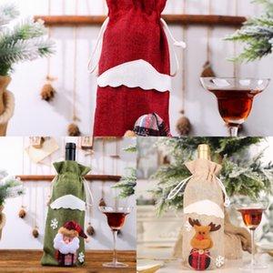 vTXyb Pandemik Asma Şarap seti Aile Otel doğum günü partisi Hediye Ürün Süsleri Mesafenin Dekorasyon OfOrnament Noel -Sosyal Perso