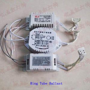 Tubo Cgjxs Anillo Tubos lastre electrónico T5 T6 22w 28w 32w 40w universal de lastre para fluorescente Ronda