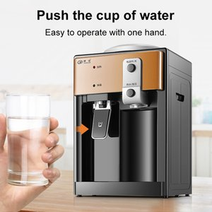 220V Electric Water Dispense Desktop Heating Hot Warm Water Heater Fountain Drinking for Home Hostel Office Kitchen Bar