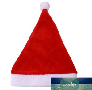 Kids and Adult Xmas Red Caps Santa Novelty Hat for Christmas Party good quality cheap cap for holidays