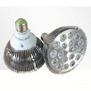 1pcs Led Par38 lampe rose 21W 24W 27W 36W E27 Par 38 spot d'éclairage Indooor haute puissance Ampoule Chambre Chaud / Froid Blanc AC85 -265v