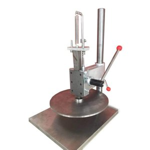 IRISLEE main presse Grab Gâteau Squeezing Machine manuelle ronde Pâte presse outil Pizza machine à presser la pâte Pastry machine de presse