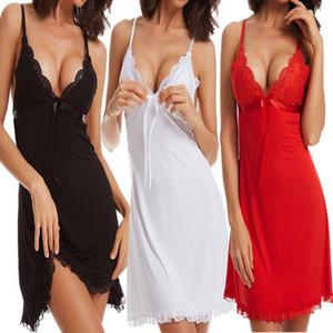Seksi İç Sıcak Kadın Porno Kostümler Erotik Babydolls İç Dantel Teddy Lencería Sexi Mujer Elbise Kadın Erotik pijamalar