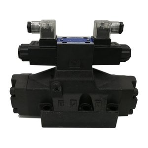 Yuken Type DSHG-06 Series Hydraulic Solenoid Directional Control Valve; Hydraulic Cartridge Valve; Pilot Operated Relief Valve
