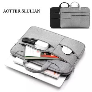 Laptop Sleeve Case 13.3 14 15.6 inch Waterproof Notebook Briefcase Hand Bags Portable for Macbook Pro Acer Lenovo Ho Asus