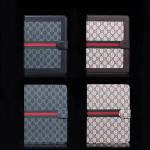 Caso di lusso della con il basamento e Folio per iPad Air Mini copertura di cuoio premio in contanti tasche Shell con chiusura magnetica iPad Protector