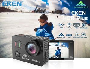 H9r EKEN 4K الأصل مجانا بالاضافة الى الرياضة هد هدمي بوصة 2 شحن واي فاي مراقبة واسعة عمل مقاوم للماء كاميرا 170 الترا شاشة عن بعد HDM JkWmps