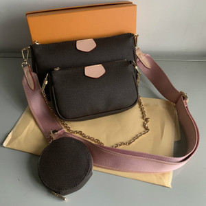Горячий продавая высокое качество Последние мужчин и женщин плечо сумка сумка портативный бумажник рюкзак бесплатная почтовая M44813