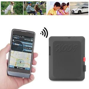 مصغرة GSM محدد مع كاميرا مراقبة فيديو المقتفي ريال تتبع الوقت والاستماع GPS المقتفي مع SOS زر X009