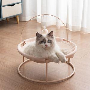 Pet Cradle Cats Beds Indoor Cat House Hammock Mat for Warm Small Dogs Kitten Bed Window Lounger Cute Sleeping Mats Pet Toy