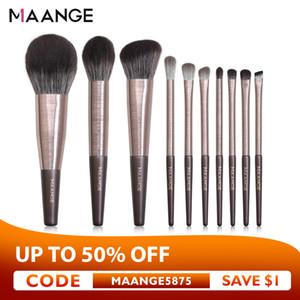 MAANGE 10 11 15Pcs High Quality Makeup Brush Set For Foundation Powder Blush Eyeshadow Lip Make Up Brush Cosmetics Beauty Tools