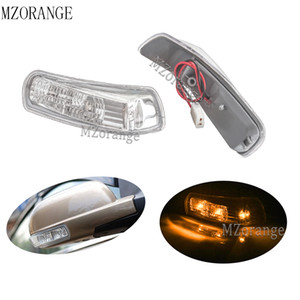 Car mirror signal led side mirror turn signal light for Geely Emgrand 7 EC7 rear view lights door wing blinker