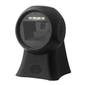 2D сканер штрих-кода платформы Laser Sensor Быстрое декодирование Скорость Супермаркет Оплата Barcode Reader Платформа чтения