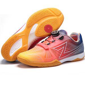 Original men women table tennis shoes Sports Sneakers Mens Stability Anti-slip Zapatillas Deportivas Mujer ping pong racket shoe