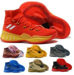 Erkek Çılgın Patlayıcı Çorap Basketbol Ayakkabı Sneaker D Gül Vegas Keten Altın Scarlet Andrew Wiggins Yüksek Qaulity Spor 2020 Yeni Ayakkabı