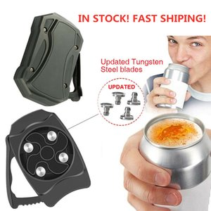 Go Swing Topless Can Opener Bar Tool Safety Manual The Easiest Ez-Drink Opener Household Kitchen Tool Professional