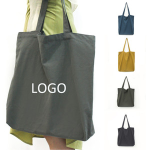 Fashion Woman Cotton Shopping Tote Bags 3D Printing Pattern Teen Girls Reusable Bookbags Large Eco School Bag