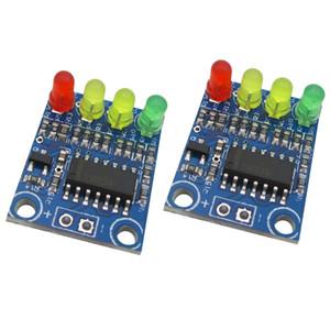 Indicador Quantidade 2pcs 12V bateria Detecção Indicator Module Chip elétrica