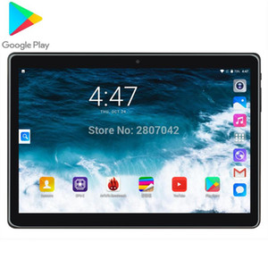 2020 Version 10 inch tablet Android 9.0 Quad Core 32GB ROM 5MP 1280*800 IPS 2.5D Glass Screen GPS Tablets 10.1 Gifts