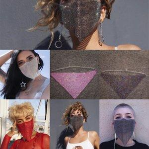 tkTFt Masque silicone strass brosse Hydratant boue sommeil Appliquer la crème douce cosmétiques Cleaner Halloween soins outil pour Lady fille