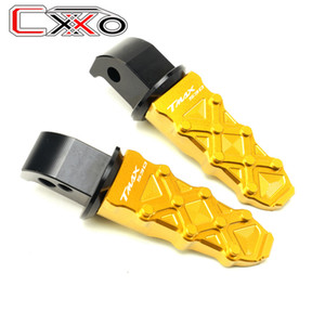 For TMAX 530 DX SX 2012-2020 Tmax530 2014 2020 2020 NEW Motorcycle CNC Rear Foot Pegs Rests Passenger Footrests
