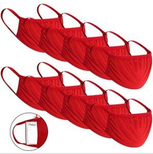 Respiradores Ajustável Earrope Boca Máscara Reutilizável Poeira Proteção Facial Máscaras Ao Ar Livre Sunshade Anti-UV Respirável Máscara de Gaze DHC373