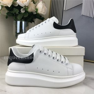 2020 Top Quality Scarpe Casual Donna Mens Trainer Piattaforma in pelle Shoe Flat Casual Party Espadrilles Vintage Sneakers in pelle scamosciata vintage