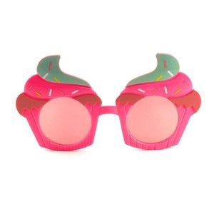 Cute Kids Sunglasses Ice Cream Shape Colorful Sun Glasses UV400 For Boy And Girls 5 Colors Wholesale