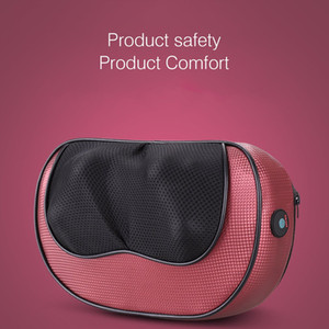 Multi-Function Massage Pillow Cervical Massager Waist Body Electric Neck Home Cushion Massage CushionRabin