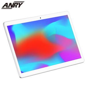 Anry tablet de 10 1 4G Phone Call 4G + 64GB 13MP 10.1 polegadas phablet 1920 * 1200 IPS Deca Núcleo Dual Sim Android 8.1 MTK6797T X25
