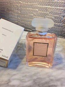 Haut de gamme la meilleure qualité pour fille parfum pour femme pulvériser une bouteille complète 100ml EDP fruité arôme High Qualtiy Livraison gratuite