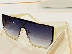 4398 Luxury Sunglasses For Women Fashion Full Frame UV400 UV protection Lens Steampunk Summer Square Style Comw With Package