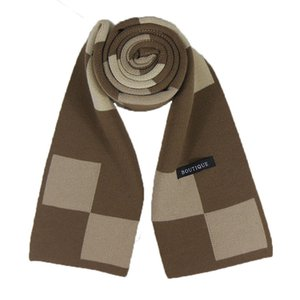 Autumn and Winter New Men's Scarf Classic Square Check Cashmere Luxury High Quality Cashmere Shawl Double Sided Thick Spring Autumn Winter P