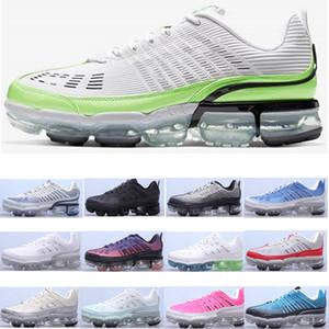 2020 VPM 360 Minder Run Yardımcı Yayın Tarihi Erkek Kadın Ayakkabı Koşu Üçlü Siyah Pembe Mavi Beyaz Racer Spor Tasarımcı Sneakers Koşu