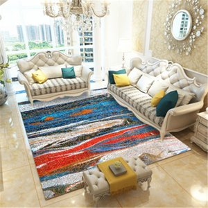 Large Area Rugs 3D Universe Starry Sky Office Carpets Home Living Room Carpets Bedroom Chair Table Rugs Kids Room Floor Mats