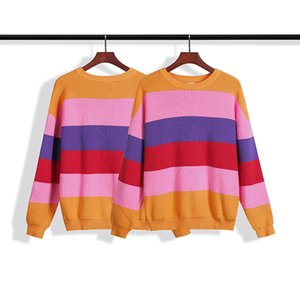 2020ANGELS Beauty tide PALM printing ANGELS PA loose casual sports round neck long sleeve Sweaters men and women O-Neck Pullover 0924A1
